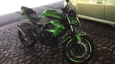 Kawasaki ninja 250cc for sale
