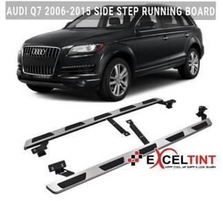 Audi Q7 OEM Running Board Side Step new set