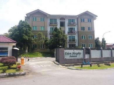 Eden Heights Apartment near Green Heights, Kuching
