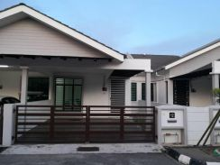 Single Storey Terrace Bertam Perdana 4 For Sale
