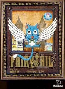 Fairytail - Chapter 101 - 124 - New Boxset DVD
