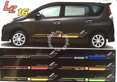 Universal door stripe sticker door lining sticker