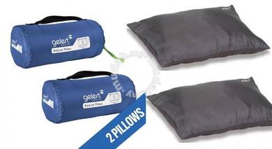 Gelert (UK) Camping Pillow x 2 bantal