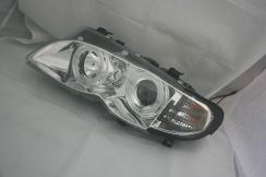 BMW E46 02-05 Projector Headlamp w Ring