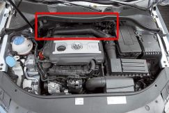 Volkswagen VW Genuine Sound Absorber Insulator