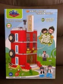 Brick Hotel KY98106 GBL