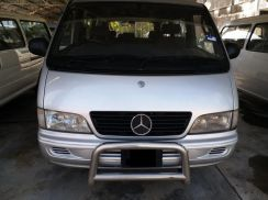 Mercedes benz window van 2003