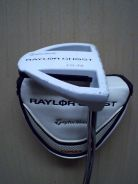 TaylorMade Raylor Ghost CO-72 Golf Putter