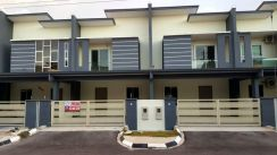 NEW HOUSE Taman Sri Moyan 3 Double Storey Terrace Intermediate