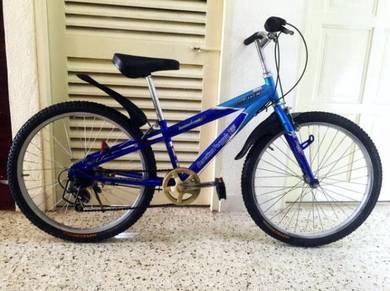 Basikal Di Seberang Jaya Fire Tech Brand Bicycle