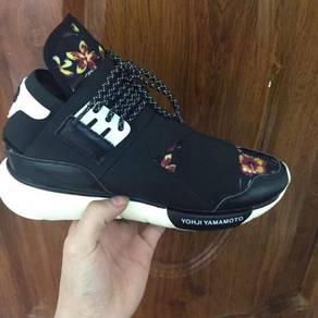 Y3 Yohji Yamamoto fabric sports shoes ninja