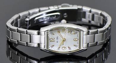 Alba Ladies Swarovski Date Watch VJ22-X160WGS