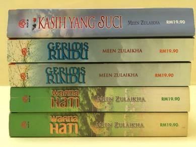 Novel Meen Zulaikha