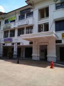 Shoplot ground floor presint 9 putrajaya