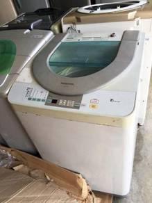 9kg Auto Refurbish Washing Machine Mesin Panasonic