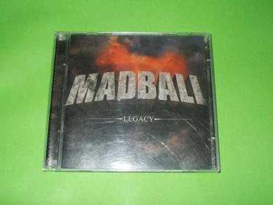 CD MADBALL : Legacy Album (CD + DVD)