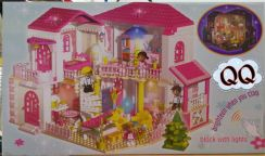26602 Super Light Building System House With Sound