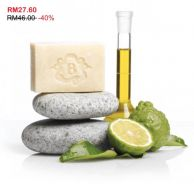 Limau Masam Borneo Natural Handmade Foot and Body