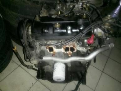 Engine perodua kancil 660 (belalang model)