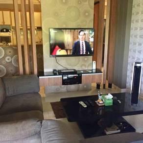 3 Bedroom SEAVIEW Kuantan Tembeling Resort