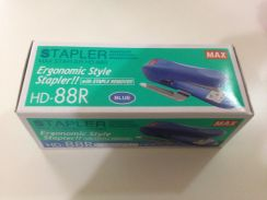 MAX Stapler HD-88R with Staple Remover