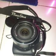Canon sx50hs power shot