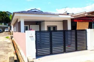 NEWLY RENO 1Sty Endlot Terrace House, Taman Permai Semenyih Kajang