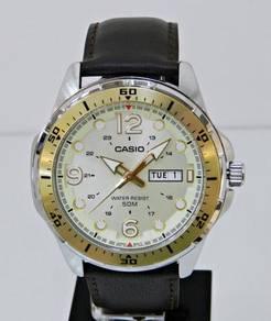 CASIO Men Date Watch MTD-100L-9AVDF