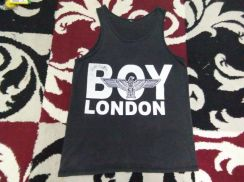 Boy london singlet size f fits to size xs