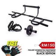 COMBO SET [Irongym Extreme + Abs Roller + Push Up