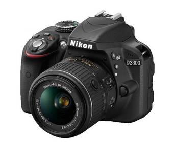 Camera NIKON D3300