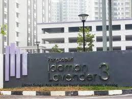Bilik Sharing F. Furnish ,Idaman Lavender 3 Sg Ara