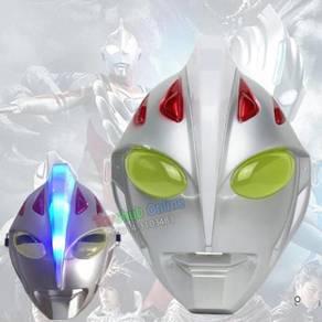 Superheroes Cosplay Anime Mask with LED- Ultraman