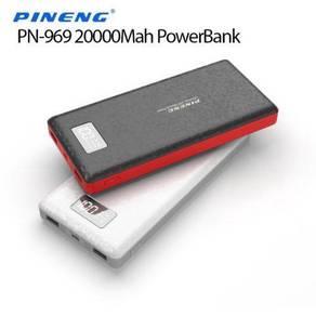 Powerbank Pineng 20000 mAh Box Packed Original