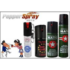 Nato pepper spray 09