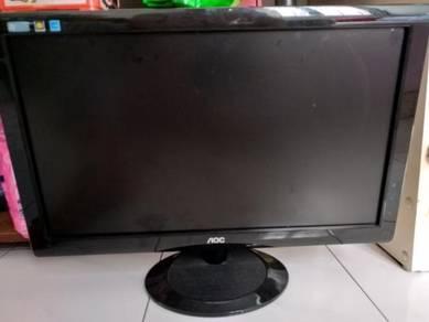 AOC 20' monitor
