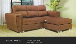 Dimension l-shape sofa-8578