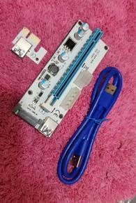 PCIE Riser Vers 008S - Premium Quality