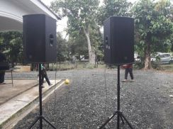 PA System sound / lighting Terengganu