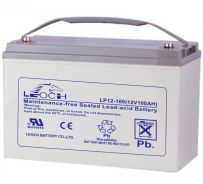 Solar 12V 100Ah CT Deep AGM battery