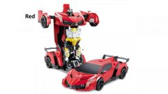 Transformation Plastic Robot Cars Action Toy