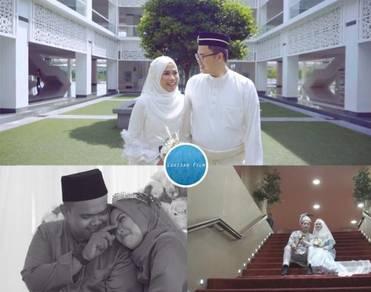 Wedding MV Komersial Video Videographer