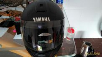 Full face helmet yamaha