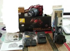 D3200 DSLR Limited Edition