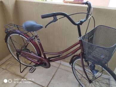 Japan City Bicycle (Basikal Jepun)