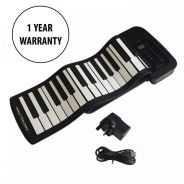 Flexible Roll Up Portable Piano PA61 : 61 keys