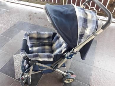 Stroller baby untuk dilepaskan
