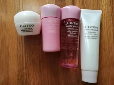 NEW Original Shiseido travel set