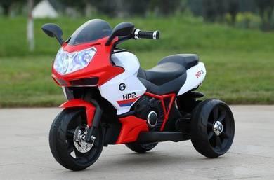 Size besar Kids Superbike Motor Elektrik Budak