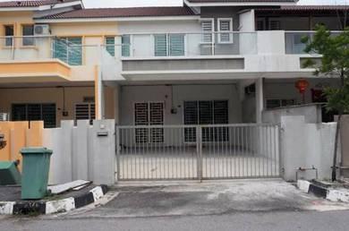 Taman Seri Juru Double Storey Terrace Strategic Location